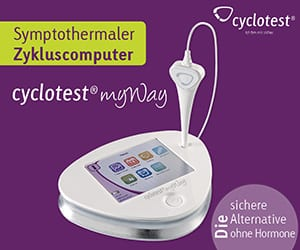 cyclotest Zykluscomputer Anzeige