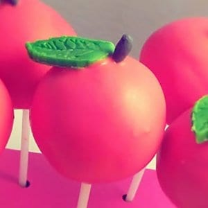 Zitrus-Apfel Cake-Pops Rezept