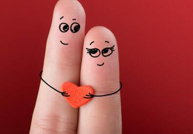 5 zu 1: die Formel für eine glückliche Beziehung