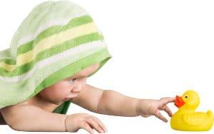 Image by Lifetimestock.com Dinge, die Babys interessant finden, erhalten mehr Aufmerksamkeit
