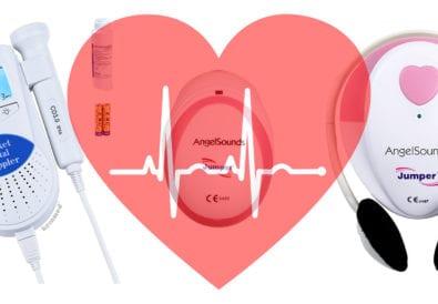 Ultraschall-Fetal-Doppler-Vergleich