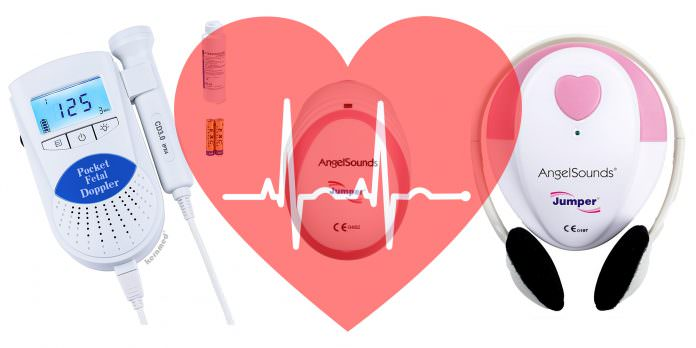 Herztöne Baby Selber Hören Stethoskop