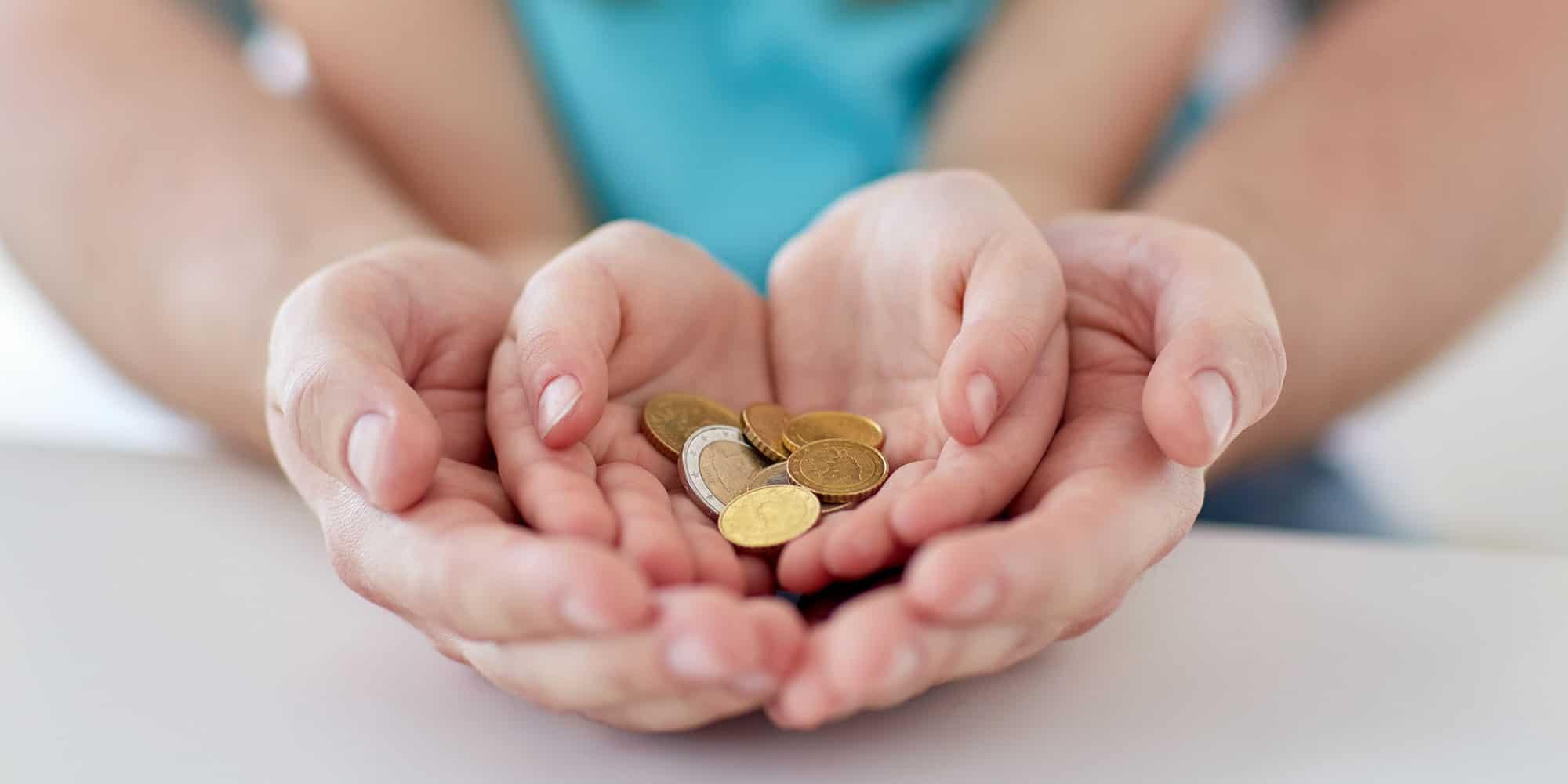Kindergeld beantragen
