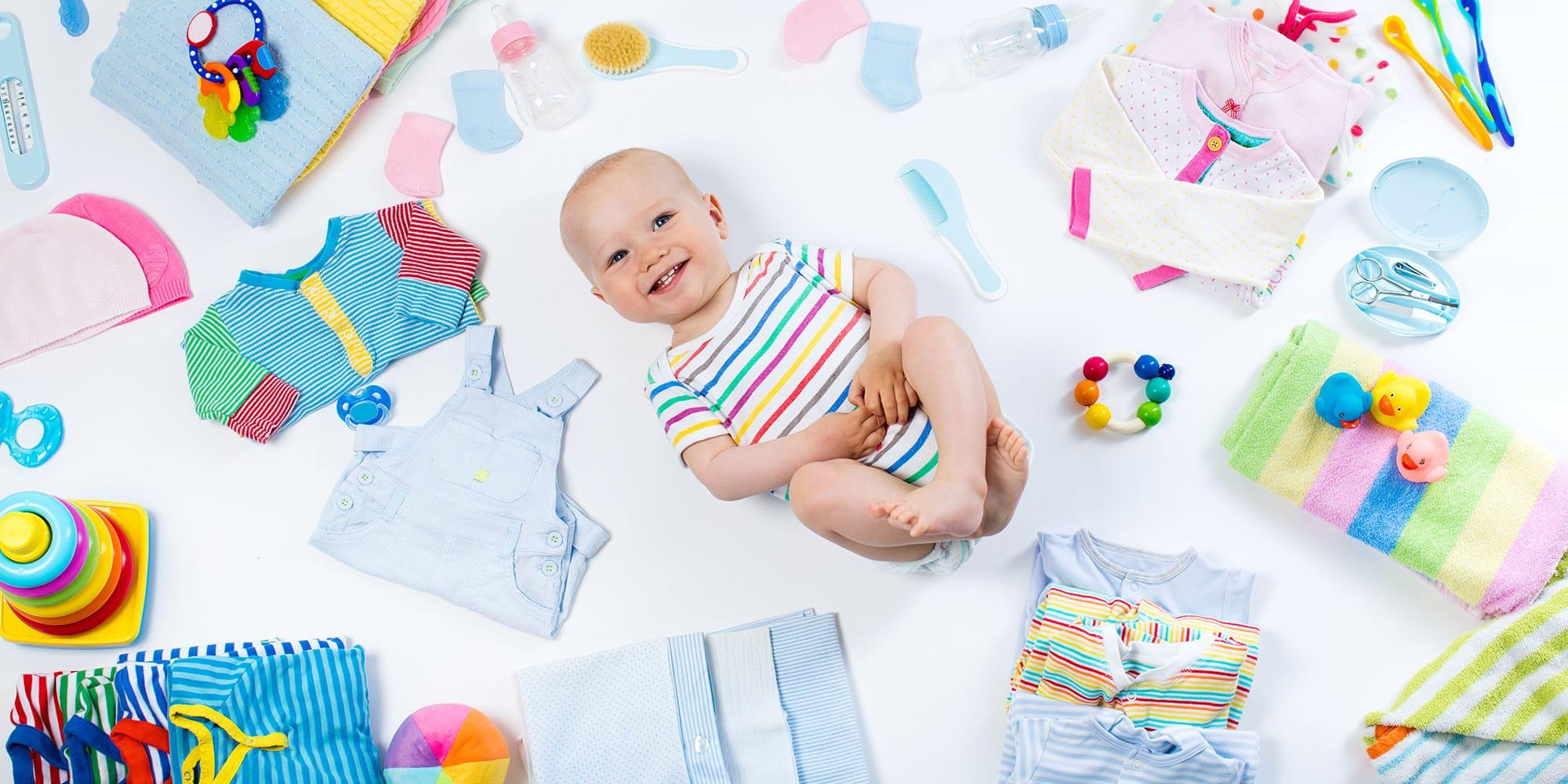 low priced 37c55 faf15 Baby-Erstausstattung: Was haben wir gebraucht und was nicht?