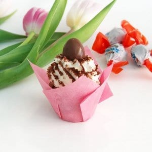 Schokobon-Cupcakes Rezept