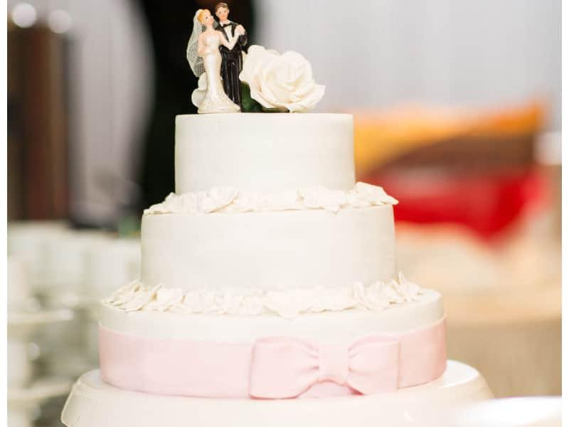 Hochzeitstorte Selber Machen So Geht S Faminino