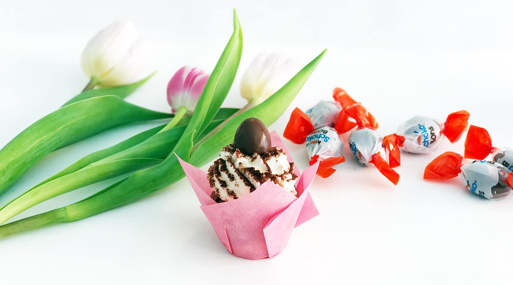 schokobon Cupcakes Rezept