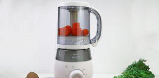 Philips Avent 4-in-1 Babynahrungszubereiter