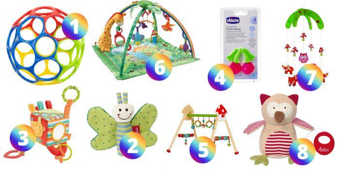 babyspielzeug ab 3 4 und 5 monate unsere 8 favoriten. Black Bedroom Furniture Sets. Home Design Ideas