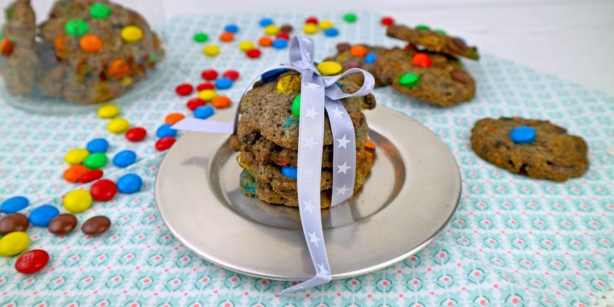 backmischung im glas cookies