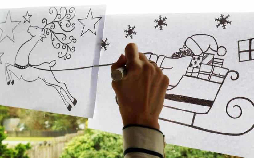 Diy archive faminino for Vorlagen fensterbilder weihnachten kostenlos