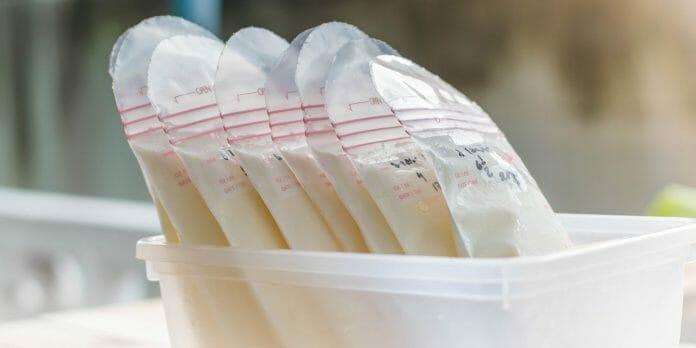Muttermilch aufbewahren