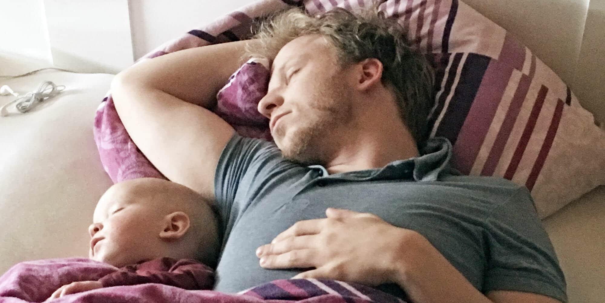 832e17b297 Das Baby schläft nicht: Meine Erfahrung und was vielleicht hilft