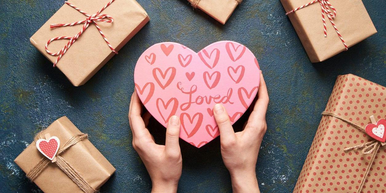 8 originelle und romantische Geschenkideen für Verliebte - Faminino
