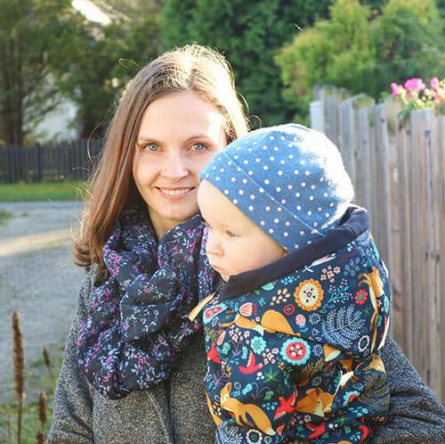Nele vom Mama-Blog Faminino