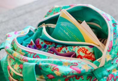 Was gehört in die Wickeltasche?