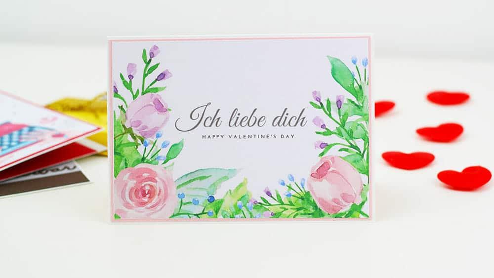 valentinstag karte kostenlos ausdrucken vorlage2