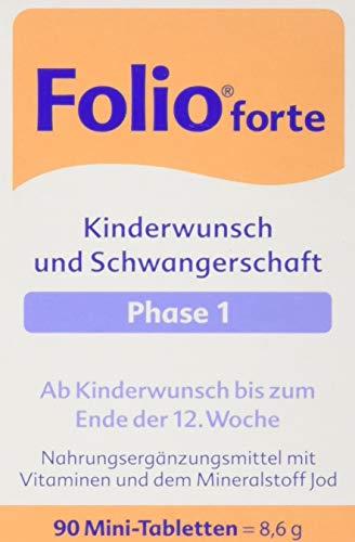 Folio 1 forte Filmtabletten, 90 St