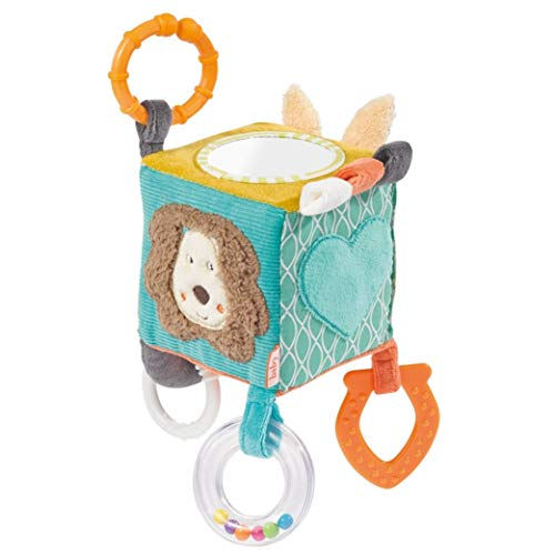 Babyspielzeug ab 3, 4 und 5 Monate: Unsere 8 Favoriten
