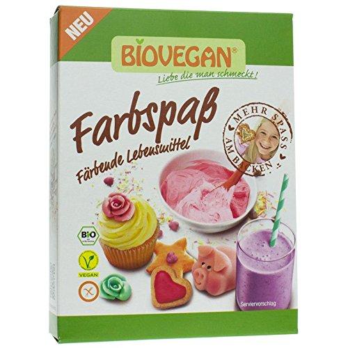 Biovegan Bio Farbspaß (1 x 40 gr)