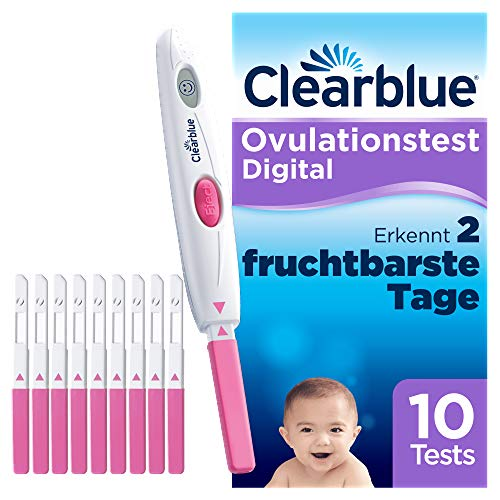 Clearblue Digitaler Ovulationstest 10 Stück