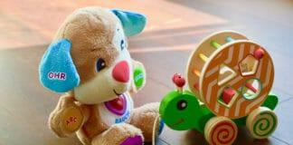 Babyspielzeug ab 9 Monate