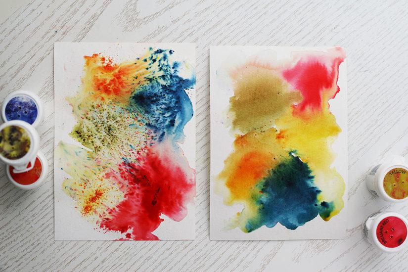 brusho alle farben