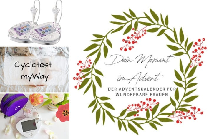 cyclotest myway ananas adventskalender