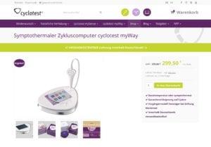 cyclotest myWay kaufen