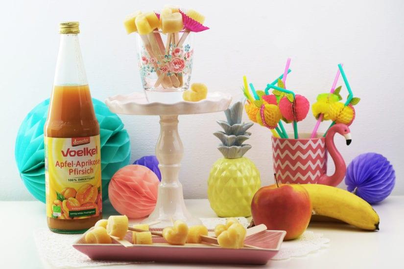 fruchteis für kinder selber machen