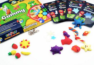 gummy fimo alternative