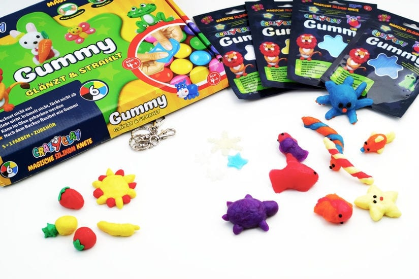 gummy fimo alternative