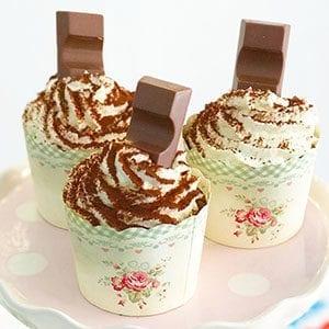 kinderriegel cupcakes rezept
