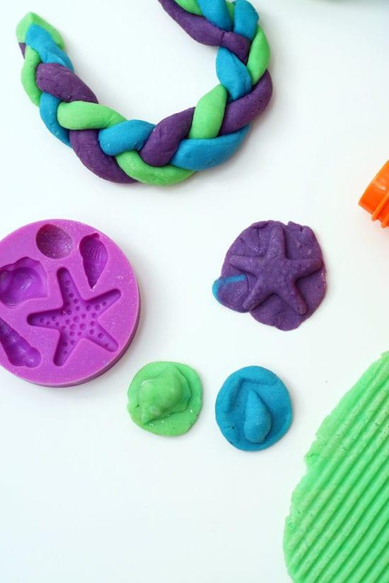 Knete für Kleinkinder selber machen Pin 2
