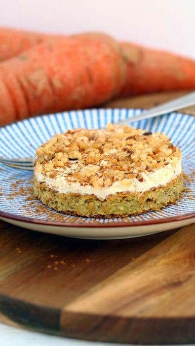 moehrenkuchen ohne zucker Rezept