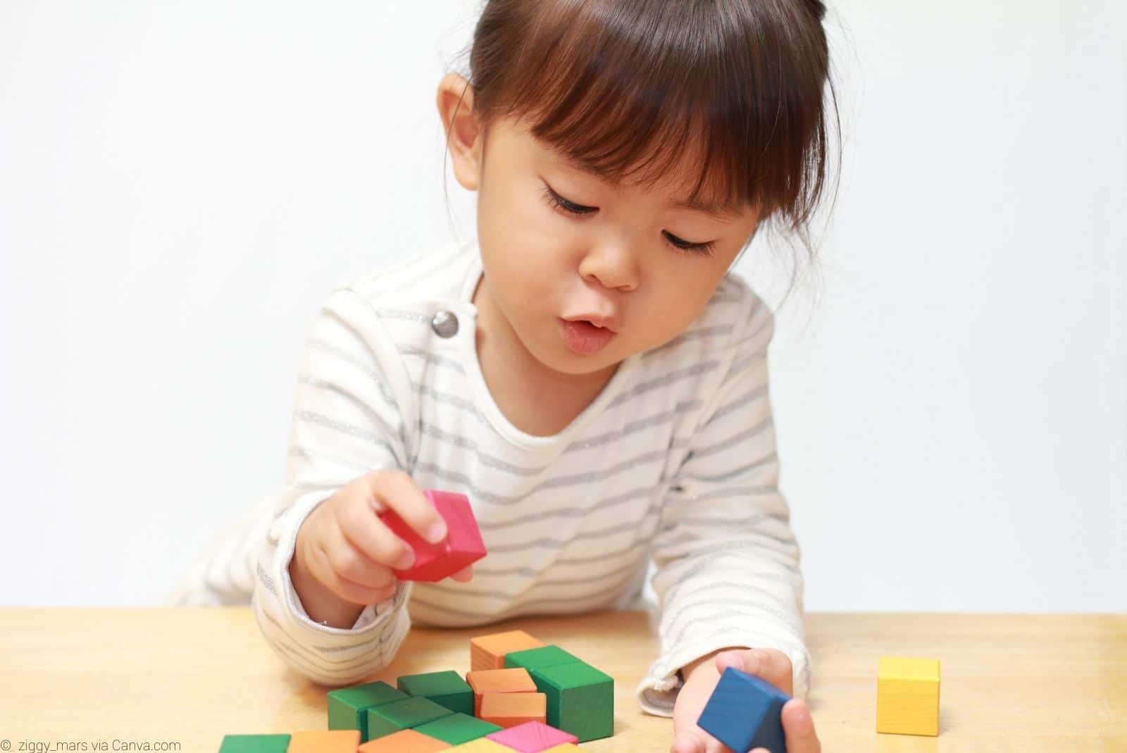 Spiele für 3-Jährige Titelbild